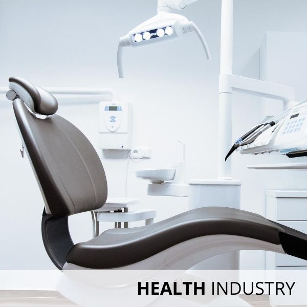 led-health-industry